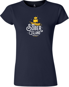 Picture of Sober Island Ladies T-Shirt