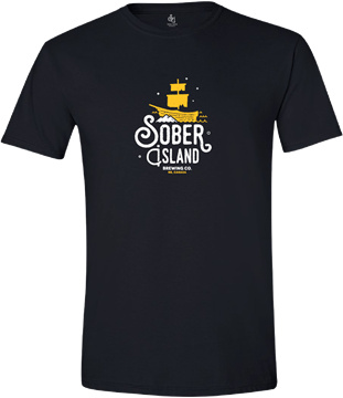 Picture of Sober Island Unisex T-Shirt